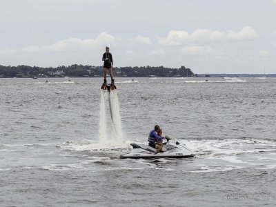 40 Mins Flyboard for 2 in Talamanca