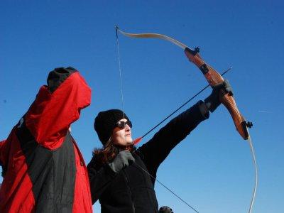 Clase de tiro con arco en Mazaricos 2 horas