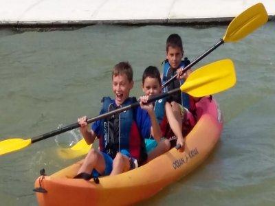Campamento aventura en Mequinenza en inglés 8 días