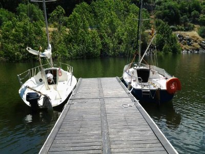 Sailboat Rental in El Burguillo 3 hours
