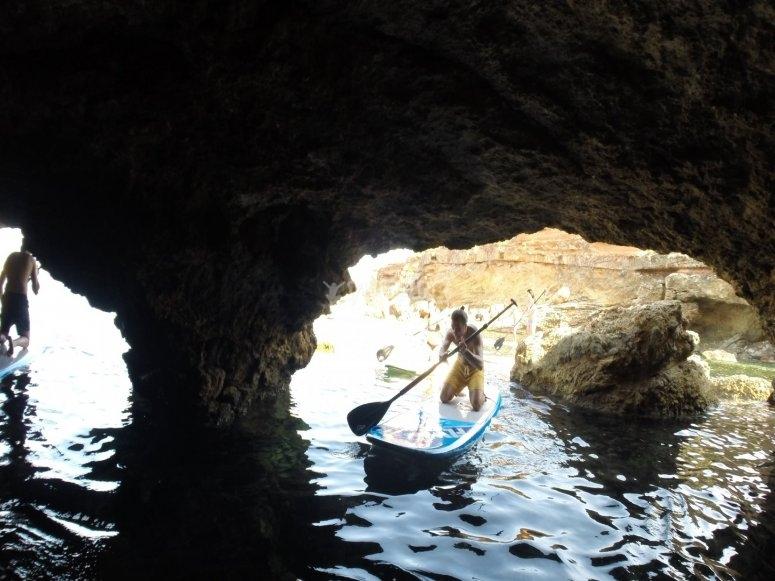Paddle surf en increibles lugares