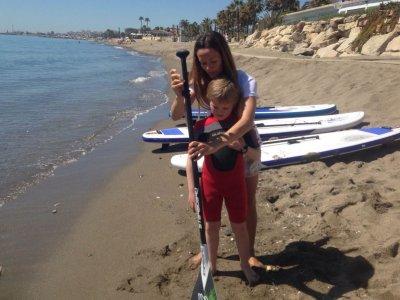PaddleSurf Marbella Campamentos de Surf