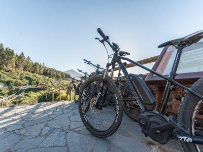 Alquilar una mountain bike en Tenerife 1 día