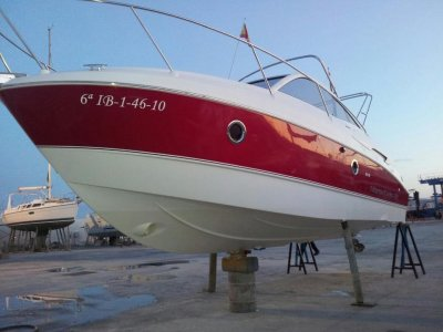 Alquiler de barco Beneteau Montecarlo en Ibiza 8h