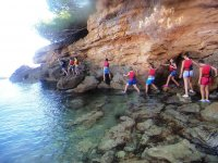 Excursion a las calas