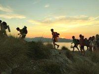 Campamentos en Mallorca