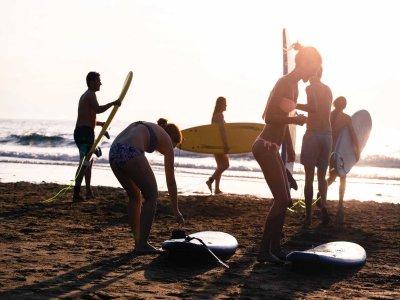 Surf camp en Sopelana 3 días 2 noches septiembre