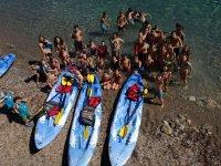 Hoy toca kayak