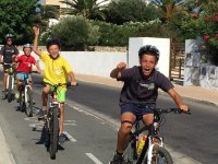 Recorrido en bicis