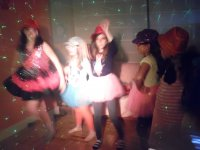 Mini disco for the little ones