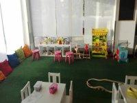 Zona de juegos para los nanos
