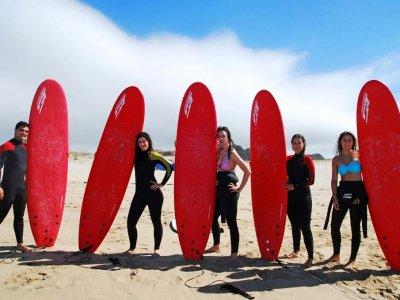 Surf Camp, Baldaio, 6 days