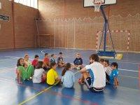 Campamento de inglés en verano en Pravia 12 días