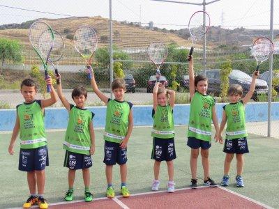 Campamento de inglés y aventura en Málaga 1 mes