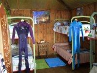 habitaciones surfcamp