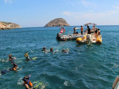 Mardays  Buceo