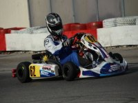 participant in karting