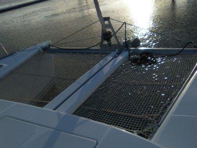 在Canela Isla温泉出租双体船。额外