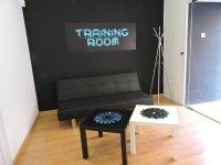Las instalaciones de Training Room