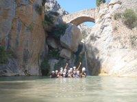 Canyon di gruppo