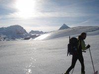 Esqui de fondo con Surt