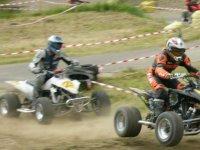 quads sobre la arena