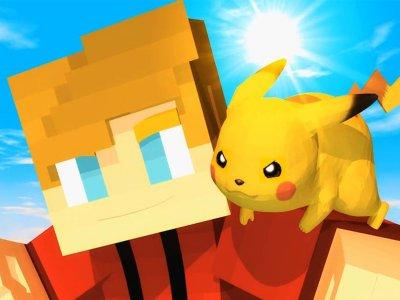 Campamento urbano tecnológico Minecraft Pokémon