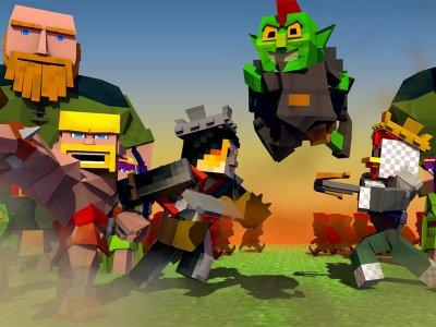 Campus tecnológico urbano Minecraft Clash Royale