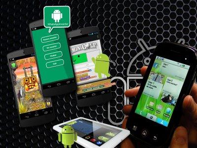 Campus urbano tecnológico Android apps y juegos