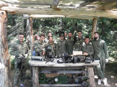 El Trasgu la Fronda Paintball