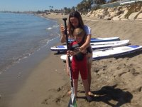 clase de paddle surf