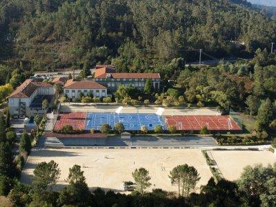 Multiaventura para colegios en Pontevedra y noche