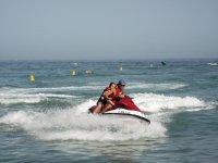 Tour in jet ski di 1 ora a Marbella 1 ora