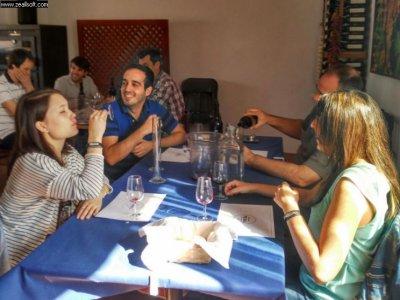 参观马德里的DO酿酒厂和品酒