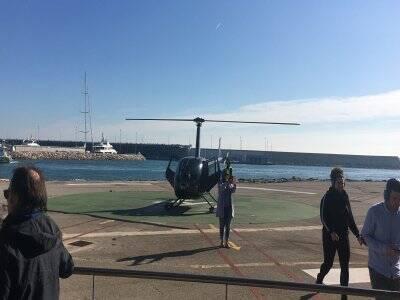 直升机乘坐经济巴塞罗那