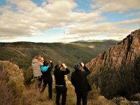 Birdwatching y pastoreo de cabras Sierra Gata 6h