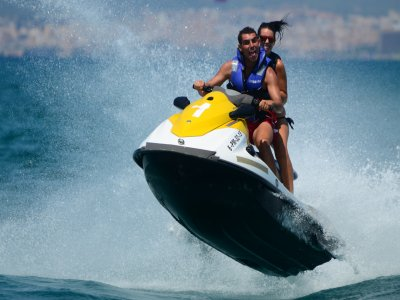 Jet Ski Center Arenal Motos de Agua