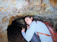 Discovering the caves