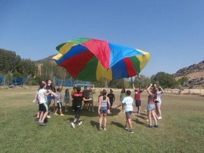 Campamento multiaventura Sigüenza julio