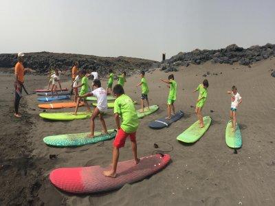 Campamento urbano en Tenerife mes completo