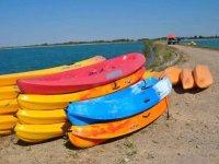 我们的皮划艇