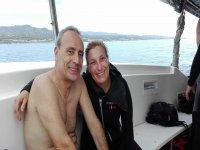 Excursion en barco genial