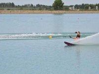 wakeboard en barco