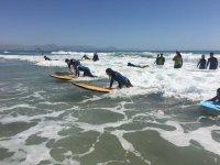 Actividades náuticas en Arenales del Sol un día