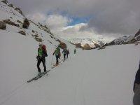 travesia de esqui