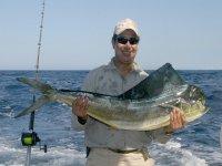 larger fishing