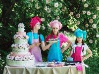 壮观的蛋糕