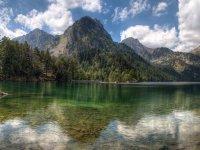 El lago de San maurici