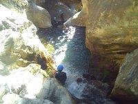 En agua en Zarzalones