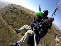 Paragliding in Alarilla